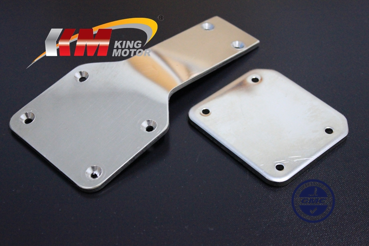 ФОТО CNC Stainless steel front guard plate set for HPI BAJA 5b,5t 5SC SS