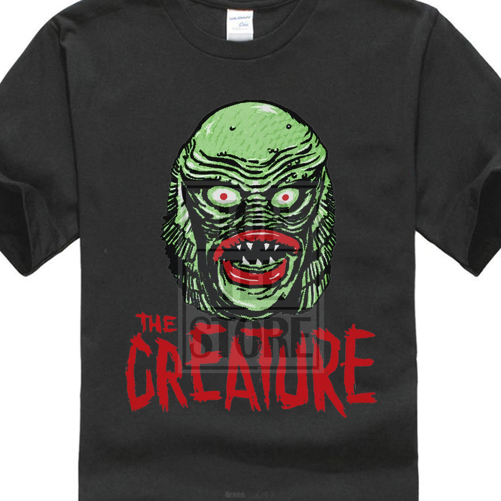 Creature From The Black Lagoon T Shirt Film Movie Retro Vintage 1950 S Cult
