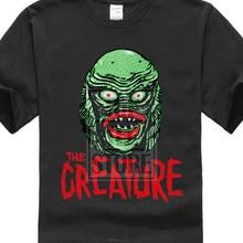 Creature From The Black Lagoon T Shirt Film Movie Retro Vintage 1950 S Cult майка creature hesh crew black