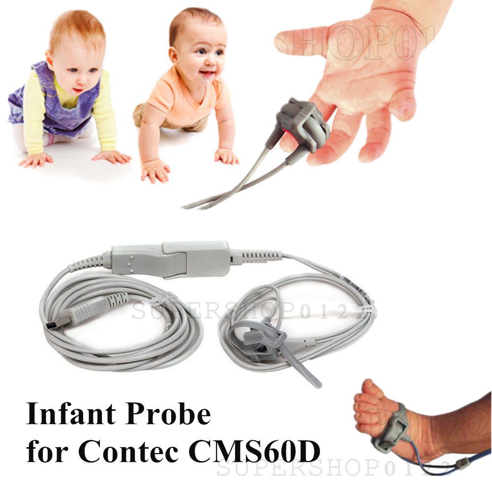 CONTEC neonatal Infant SPO2 Probe ,SPO2 sensor for CONTEC Pulse Oximeter CMS60D CMS60CCONTEC neonatal Infant SPO2 Probe ,SPO2 sensor for CONTEC Pulse Oximeter CMS60D CMS60C