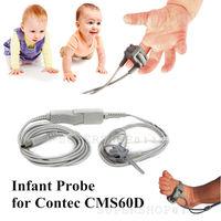 CONTEC neonatal Infant SPO2 Probe ,SPO2 sensor for CONTEC Pulse Oximeter CMS60D CMS60C