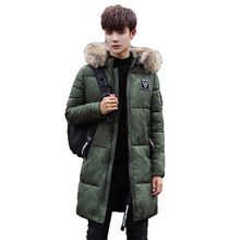 b Winter Warm New Mens Camouflage down Cotton Clothing Fashion Thick Jacket  Coat Parka men plus Size XS-3XL