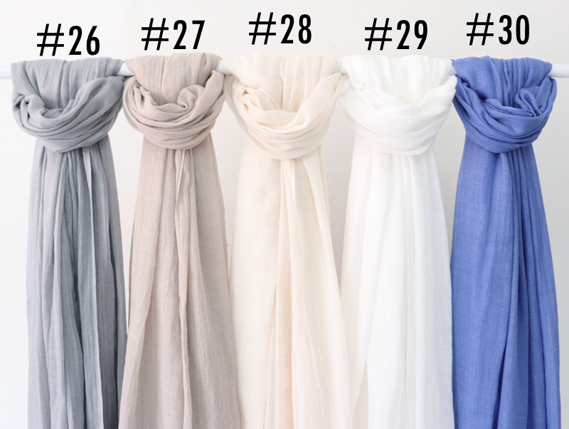 R7 High quality plain tassle cotton   scarf   shawl women   scarf  /  scarves     wrap   headband 190*115 cm 10pcs/lot can choose colors