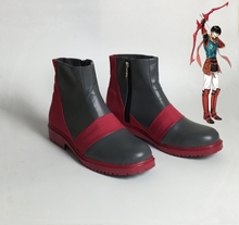 New Anime Fate/Grand Order Archer Arash Cosplay Shoes Halloween Cosplay Shoes Size 35-45 arash arash crossfade