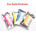 2017 Best Selling Car Solid Perfume High Grade Universal Car Air Freshener Durable Air Conditioning Perfume With Different Kinds