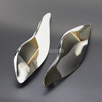 Motorcycle Air Deflectors Batwing Fairing Side Wings For 14 15 16 17 Harley Touring Street Glide Electra Glide FLHX FLHT