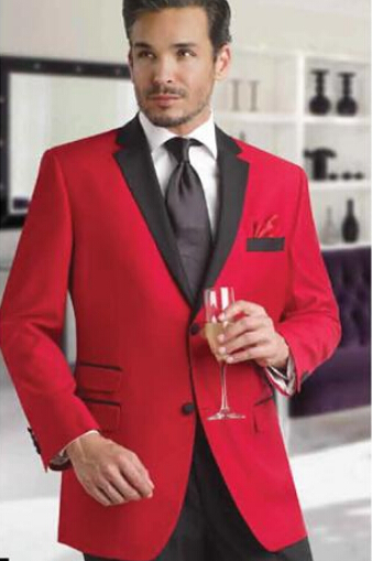 Collection Red Tux Jacket Pictures - Klarosa