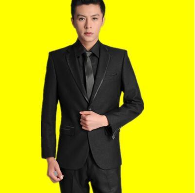 Пиджак мужчины торжественное платье самые последние модели брюк для костюма костюм мужской костюм Homme TERNO брюк Брак Свадебные костюмы для м...