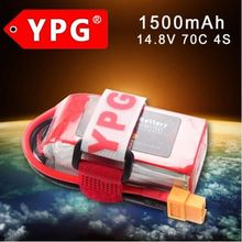 YPG 14 8V 1500MAH 70C 4S LiPo Battery For RC Car Helicopter Airplanes Remote Control Model