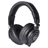 Freeboss MDH9000 Monitor Headphones With 50mm Drivers Single Side Detachable Cable 3 5mm Plug 6 35mm