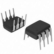 100pcs/lot New LM393N LM393P Low  dual voltage comparator DIP-8 LM393