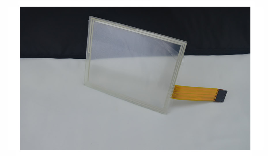 2711P-K7, 2711P-K7C6D8, Replacement Touch glass for PanelView 700 ALL VERSIONS,FREE SHIPPING 2711p t7c15d1 2711p t7c15d2 panelview plus 700 touch glass panel