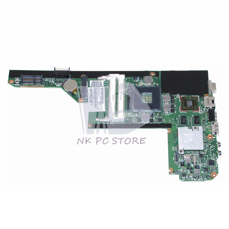 все цены на  621044-001 For HP pavilion DM4 DM4-1000 Laptop Motherboard DDR3 ATI HD 5470M 512MB 6050A2371701 MB-A01  онлайн