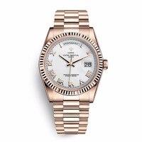 2019 hot lgxige brand watch men top luxury Roman scale men's wrist watch waterproof japan quartz day date watch for men reloj