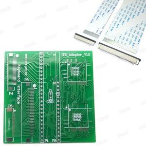 Image 5 - RT809H אוניברסלי EMMC Nand פלאש מתכנת + 30 מתאמים + TSOP48 מתאם + TSOP56 מתאם + SOP8 מבחן קליפ עם CABELS משלוח ספינה