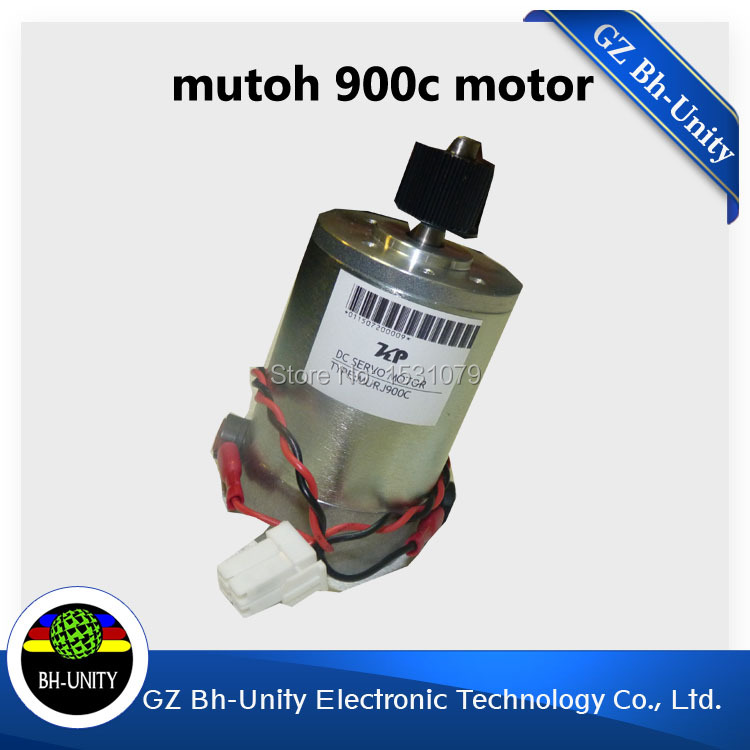 Amazing price !! printer spare parts servo motor Mutoh 900C for sale hc sfs153 servo motor new in stock lowest price