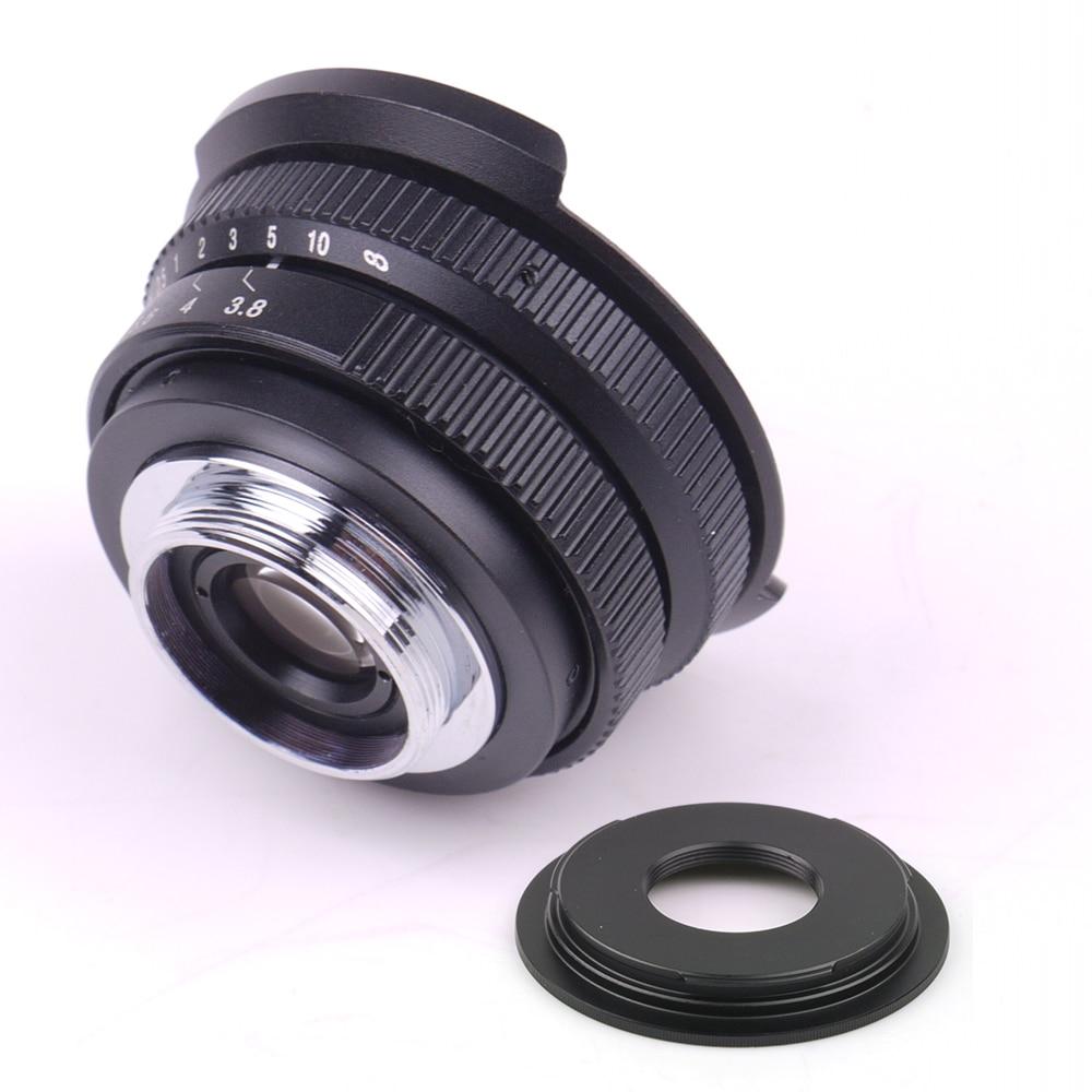 Ochelari de vedere pentru ochi 8mm F3.8 Pentru camera C Mount + C - Camera și fotografia - Fotografie 3