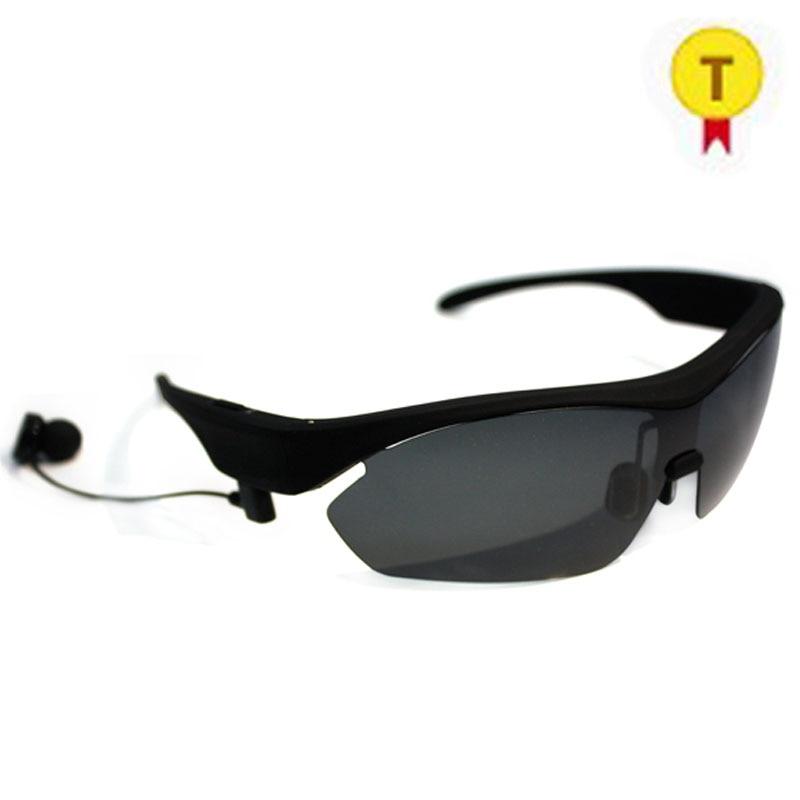 Новейший Bluetooth 4,0 безручное Голосовое управление, безопасный Смарт свободно прослушивающий музыку солнцезащитные очки для путешествий, вож... - 5