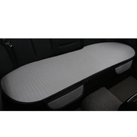 3 Colors Confortable Safety Breathable cool Antiskid Lce Auto Car Silk Cover Pads Ultrathin Universal Chair Seat
