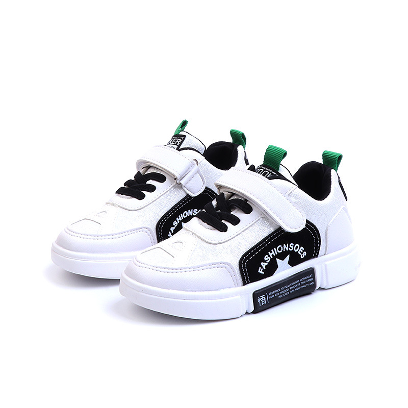 2018 NEW mer Kids Shoes Girls Boys Sneakers Light Weight Casual Kids Sports Children Shoes School