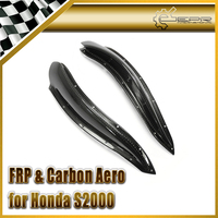 EPR Car Styling For Honda S2000 AP2 Chargespeed Carbon Fiber Front Bumper Canard In Stock