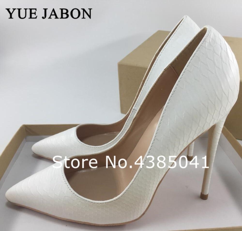 Robe Haute Cuir Picture Profonde 2 picture Jabon Nouveau 1 Chaussures Yue Bout Bouche Pointu Talon Sexy Femme Haut Blanc 3 Talons picture Minces Pompes Peu En ZqHzU