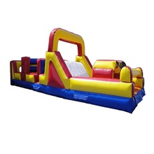 Free Shipping Inflatable Obstacle Course With Factory price
