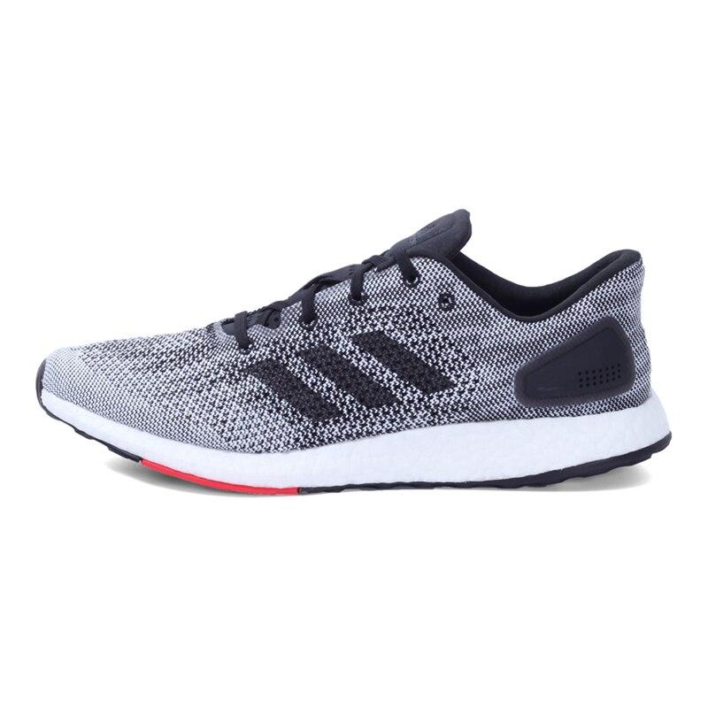Adidas Ultra Boost tout terrain Homme Chaussures De Course-Rouge-afficher le titre d'origine