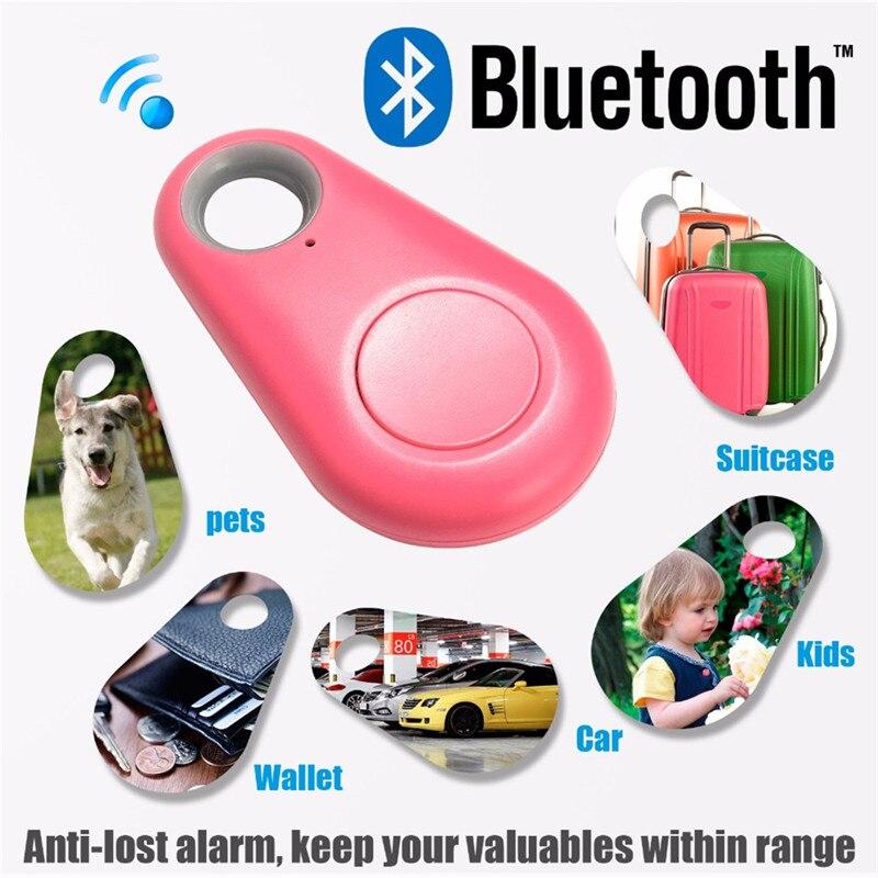 Умная мини-этикетка с Bluetooth 4,0, трекер потери, кошелек для сумки для детей и пожилых людей, поиск ключей для домашних животных, GPS-локатор, трев...