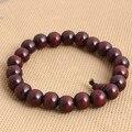 10mm sandalwood rosary wooden bead bracelet handmade men's wood beads bracelet men bangle bracelet jewelry with perfume