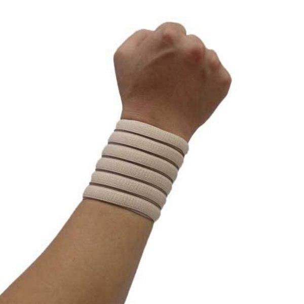 1pcs 15/40cm Elastic Breathable Wristband Wrist Support Brace Wrist Protector NewNew