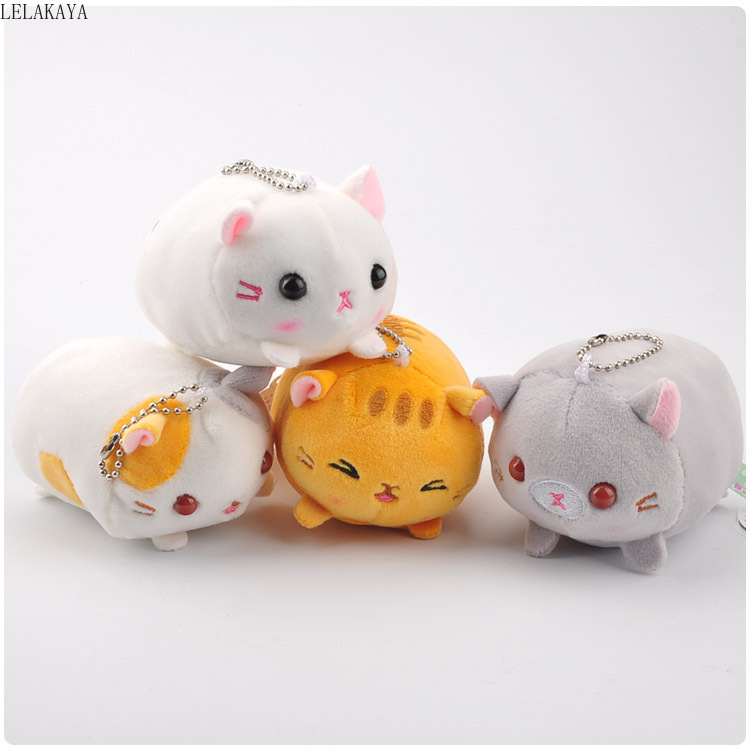 Japanese Anime Cat Pendant Plush 1