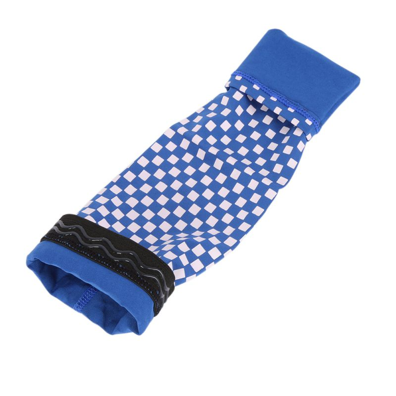 9e33af66b7 1 pcs Cycling Arm Warmer Bicycle Basketball Elastic Compression Arm Spandex  Sleeves Cycling Sun Protective Clamps Cycling-in Arm Warmers from Sports ...