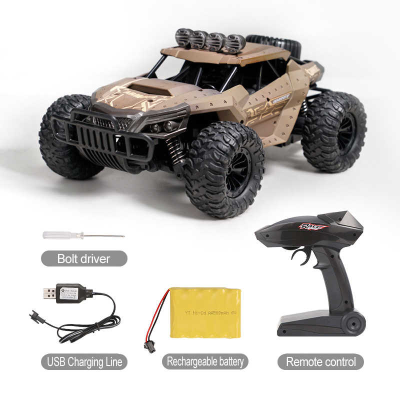 25 キロ/H 電気自動車高速 Rc カー WiFi FPV 720P カメラ HD 1:18 ラジオリモートコントロール登るオフロードトラックのおもちゃ