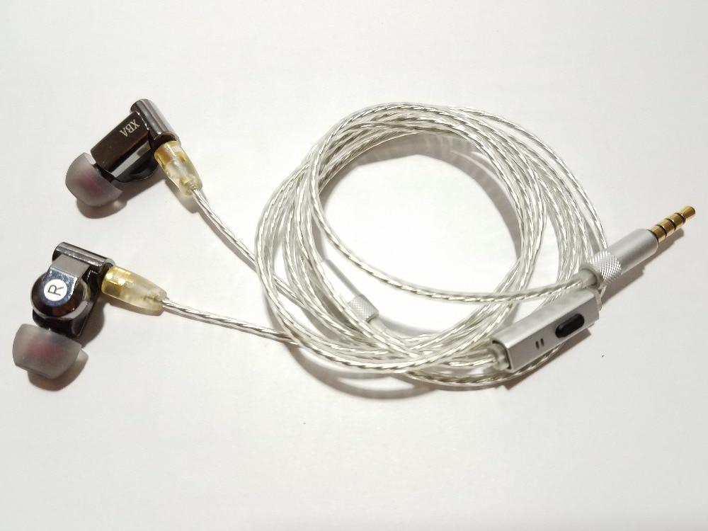 Novi SENFER XBA 6in1 1DD + 2BA Hybrid 3 slušalica s jedinicom za uho - Prijenosni audio i video - Foto 6