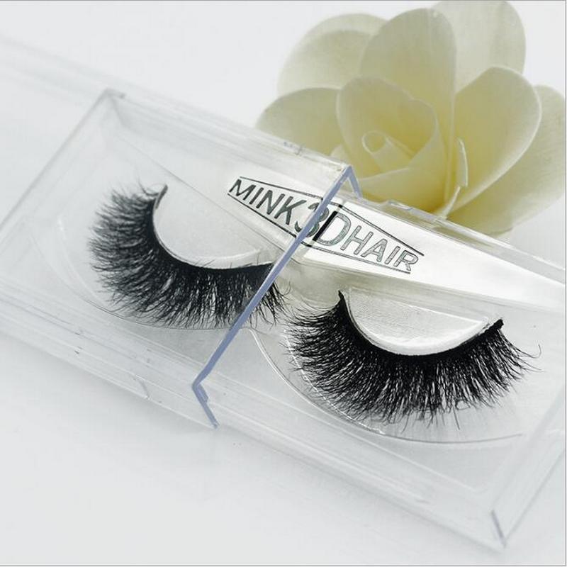 Image 2 - New band DOCOCER Mink Lashes 3D Mink False Eyelashes Long Lasting Lashes Natural & Lightweight Mink Eyelashes 1 pair Packaging-in False Eyelashes from Beauty & Health