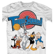 b415af8a324651 Looney Tunes - Space Jam Squad - Official Mens T Shirt Letter  Printing(China)