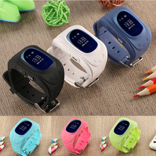 IWOWNFit font b baby b font gps watch GPS children watch phone sim card font b