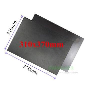 Plac 310x370mm magnetyczne klej druku łóżko, drukowana taśma powierzchni naklejki Flex płyta dla DIY TEVO Tornado 3D drukarki