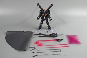 Image 4 - COMIC CLUB IN   Stock MG 1/100 DABAN Crossbone Gundam X 2 โทรศัพท์มือถือชุดหุ่นยนต์รูปอะนิเมะ action ของเล่นประกอบรูป