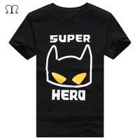Kawaii Anime Hero Printed Shirts Design Tops Tees 2017 Fashion Brand T Shirts Cotton T Shirts