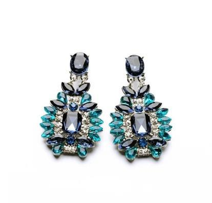 New Fashion Vintage Crystal Earring Jewelry For Women Accessories YX623 Jewellery ABC