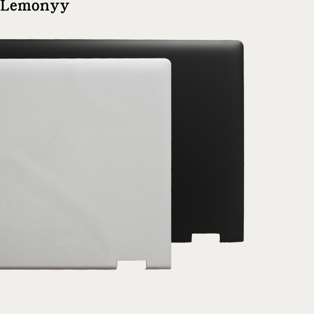 size 40 89a1c 6de79 US $21.5  NEW LCD BACK COVER FOR Lenovo Yoga 500 14 Yoga 500 14IBD Flex 3  14 Flex 3 1470 LCD top cover case white/black-in Laptop Bags & Cases from  ...