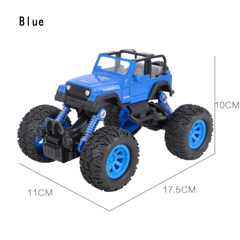Four In One Zinc Alloy Plus Plastic Off Road Vehicle Model Children 39 s Power Control Toy Mountain Bike Mountain Bike Boy Gift in Diecasts amp Toy Vehicles from Toys amp Hobbies