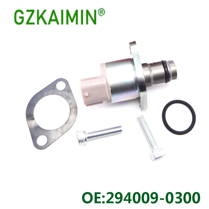100% New  Top One Pressure Suction Control Valve SCV 294200-0300 2942000300 294009-0300 2940090300 For Toyota   .