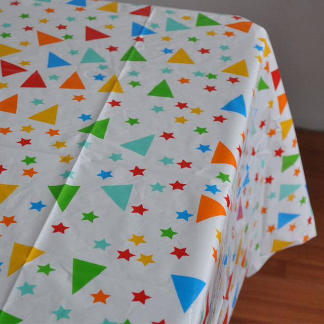 Waterproof Party Tablecloth