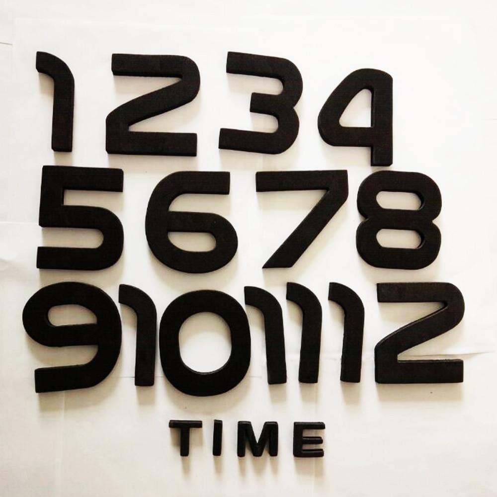 2019 Νέο ρολόι τοίχου Diy Ακρυλικό diy - Διακόσμηση σπιτιού - Φωτογραφία 5