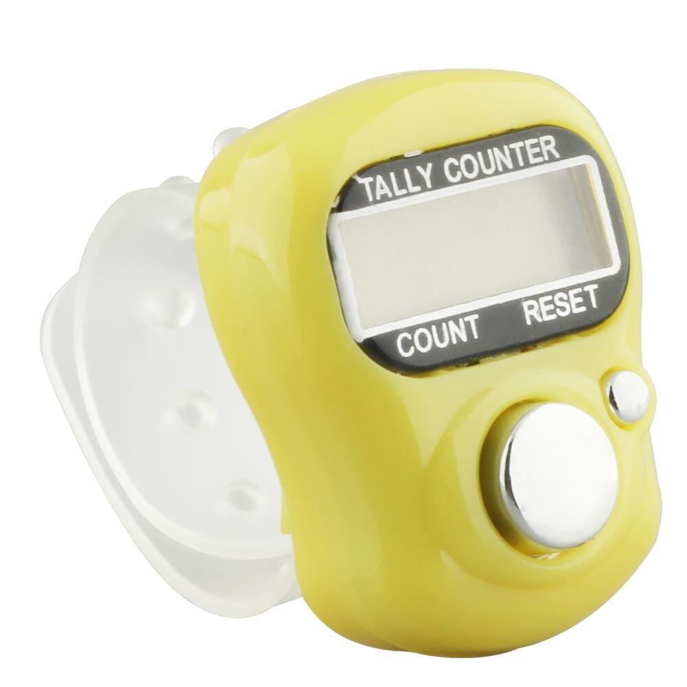 Digital LED Golf Finger Counter Tally Finger Counter