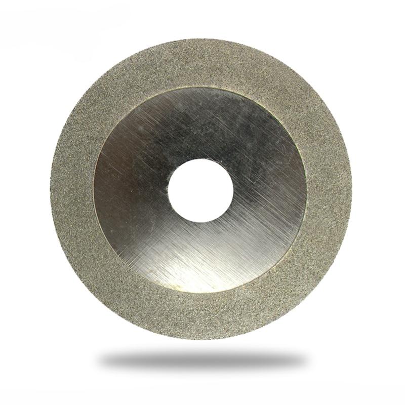 100 mm diamantsnittskiva för dremelverktygstillbehör roterande - Slipande verktyg - Foto 1