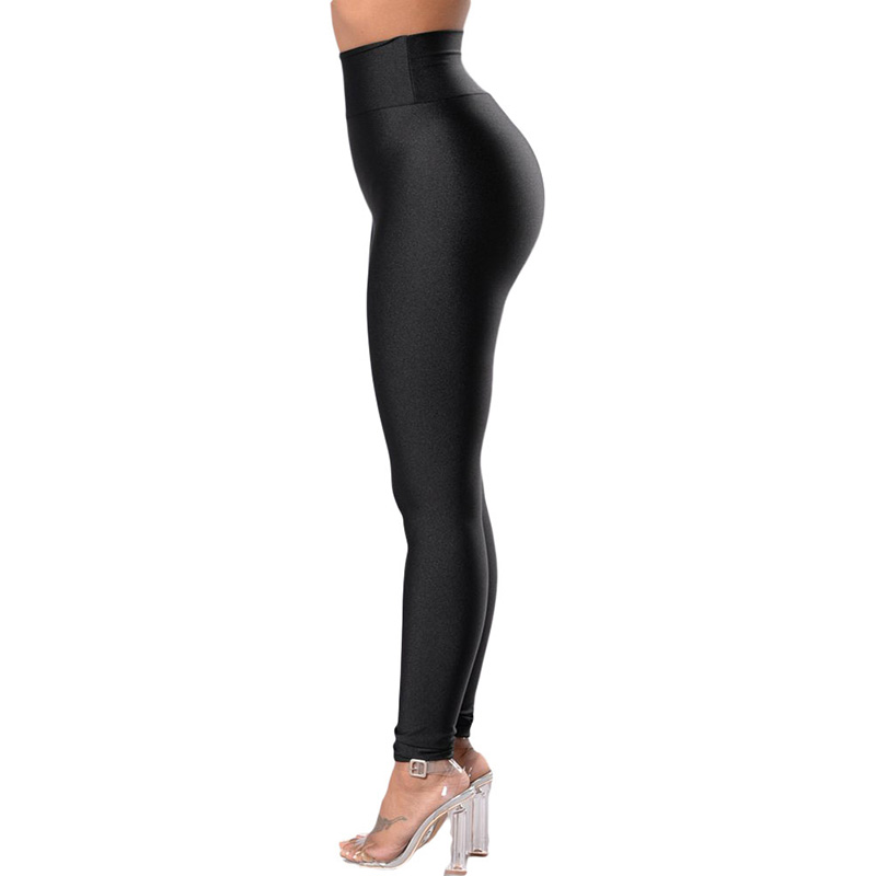 Black-High-Rise-Tight-Leggings-with-Waist-Cincher-LC79944-2-2